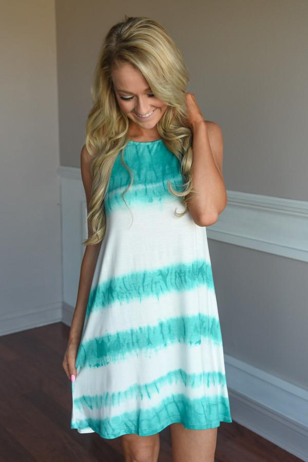 Day in Paradise Dress