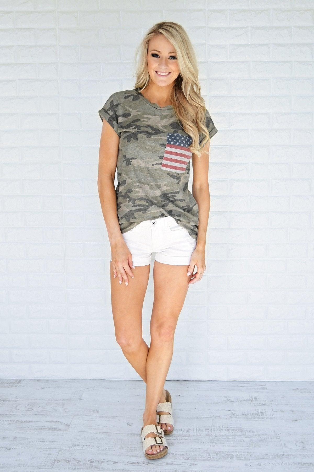 Freedom Strong Top