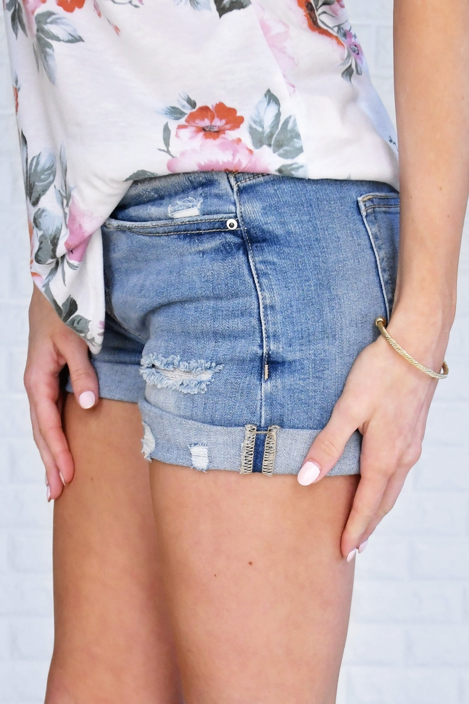 Sneak Peek ~ Chelsea Wash Shorts