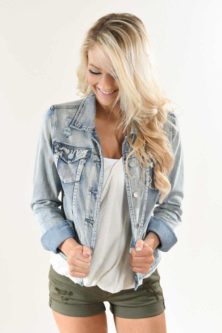 Must Have Jean Jacket