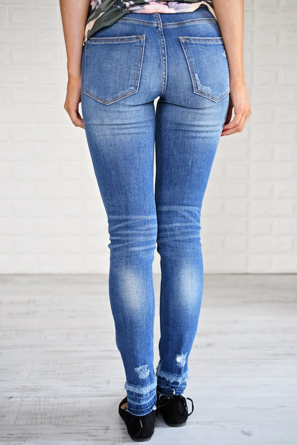 Sneak Peek ~ Andrea Wash Jeans