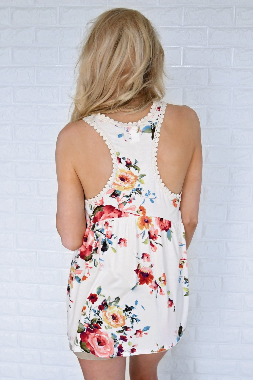 Spring Forward Tank Top