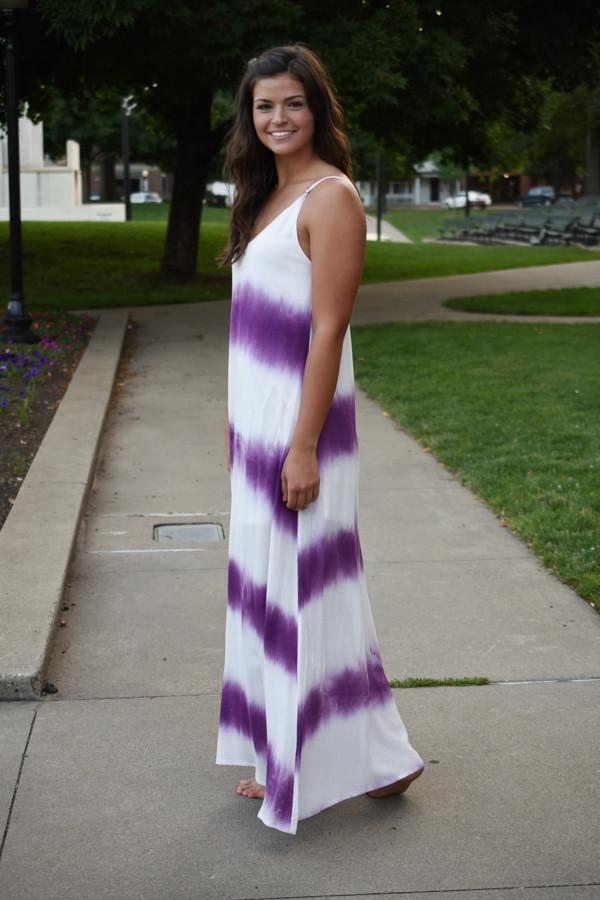 Dipped in Love Maxi Dress