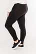 Take Me With You Lounge Leggings- Black