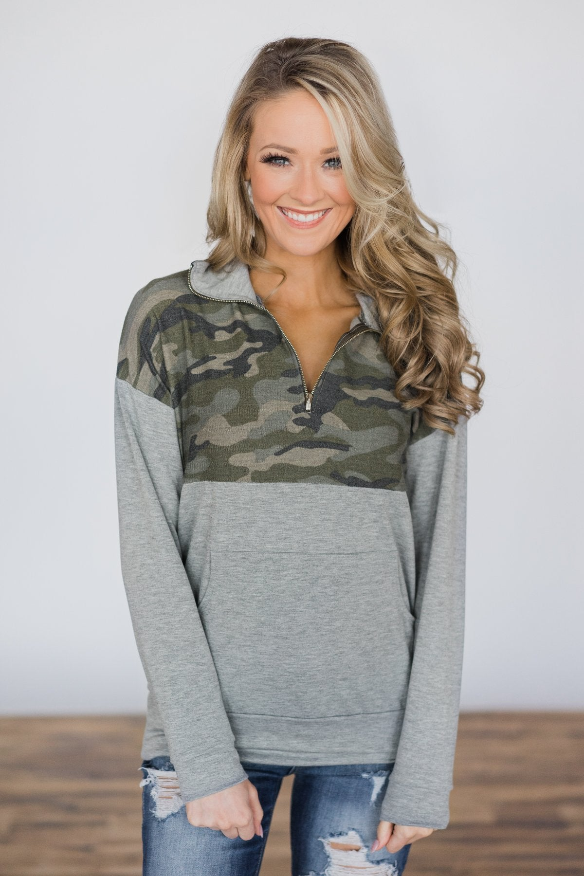 1d59402bbd1 My Favorite Camo Pullover – The Pulse Boutique