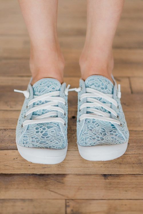 Not Rated Charley Sneakers ~ Blue