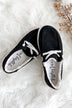 Gypsy Jazz Harley Sneakers- Black