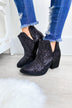 Not Rated Fiera Booties- Black