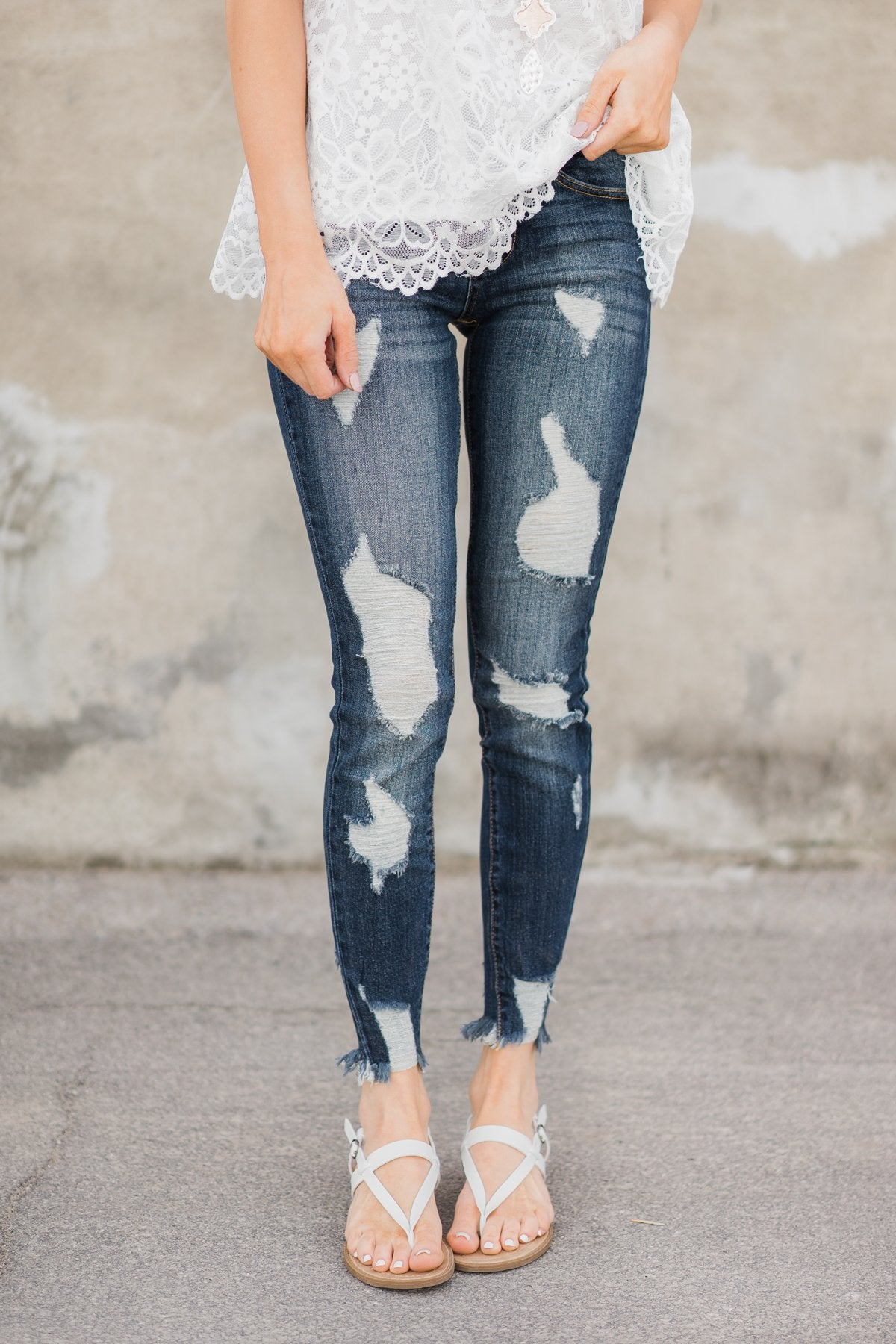 KanCan Jeans - Jaelyn Wash