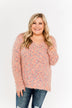 Somewhere With You Soft Knit Sweater- Multi-Colored