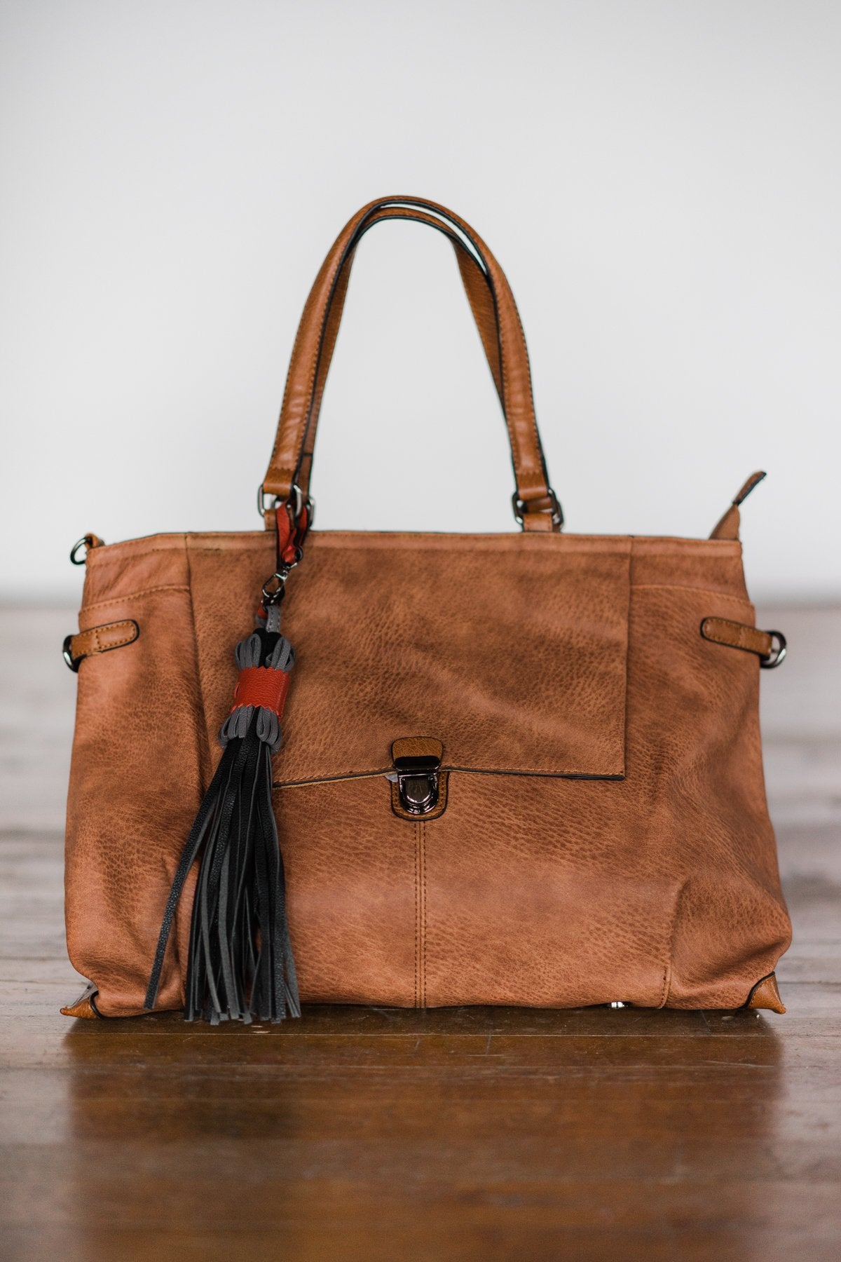 Hauls My Life Tote - Brown