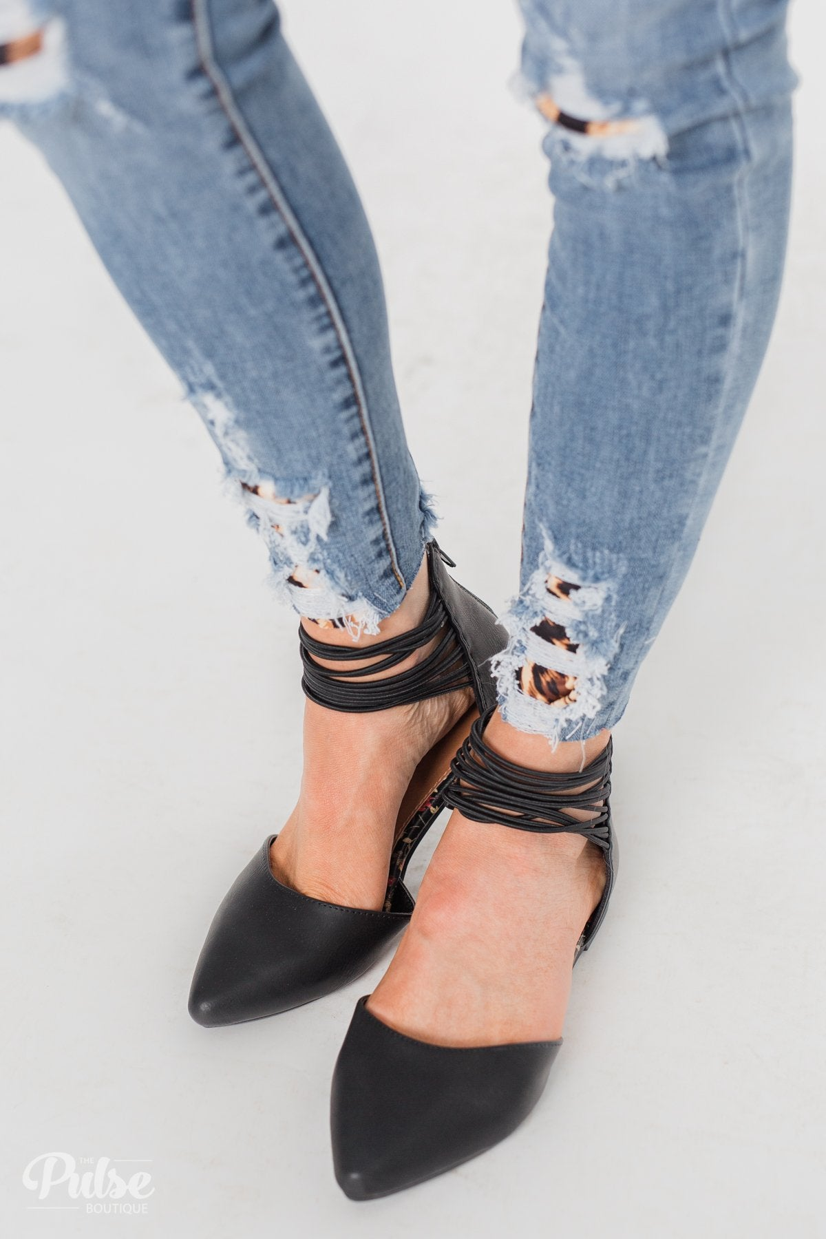 Rampage- Ram-Pretty Flats- Black Smooth
