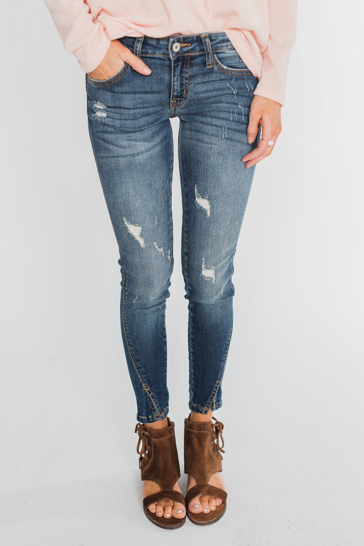 Kan Can Jeans- Katherine Wash