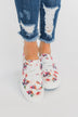 Blowfish Marley Sneakers- Off White Starbella Print