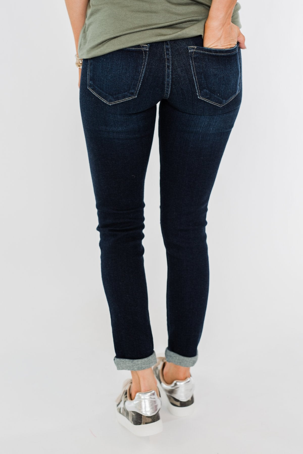 KanCan Skinny Jeans- Kendall Wash