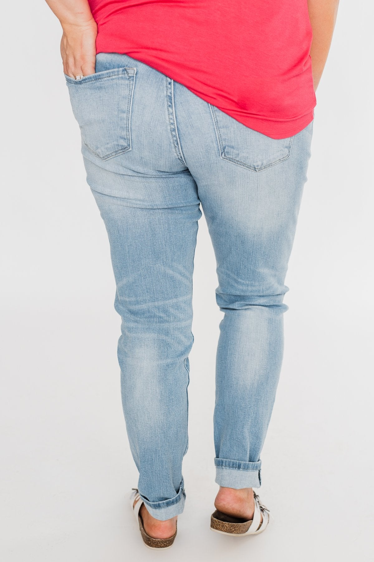 KanCan Skinny Jeans- Evelyn Wash