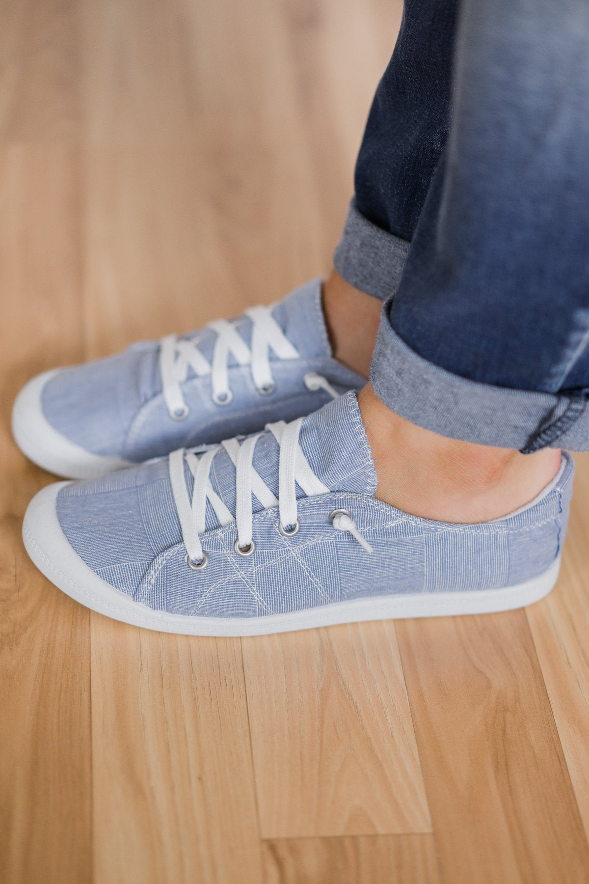 Not Rated Rayza Sneakers- Blue