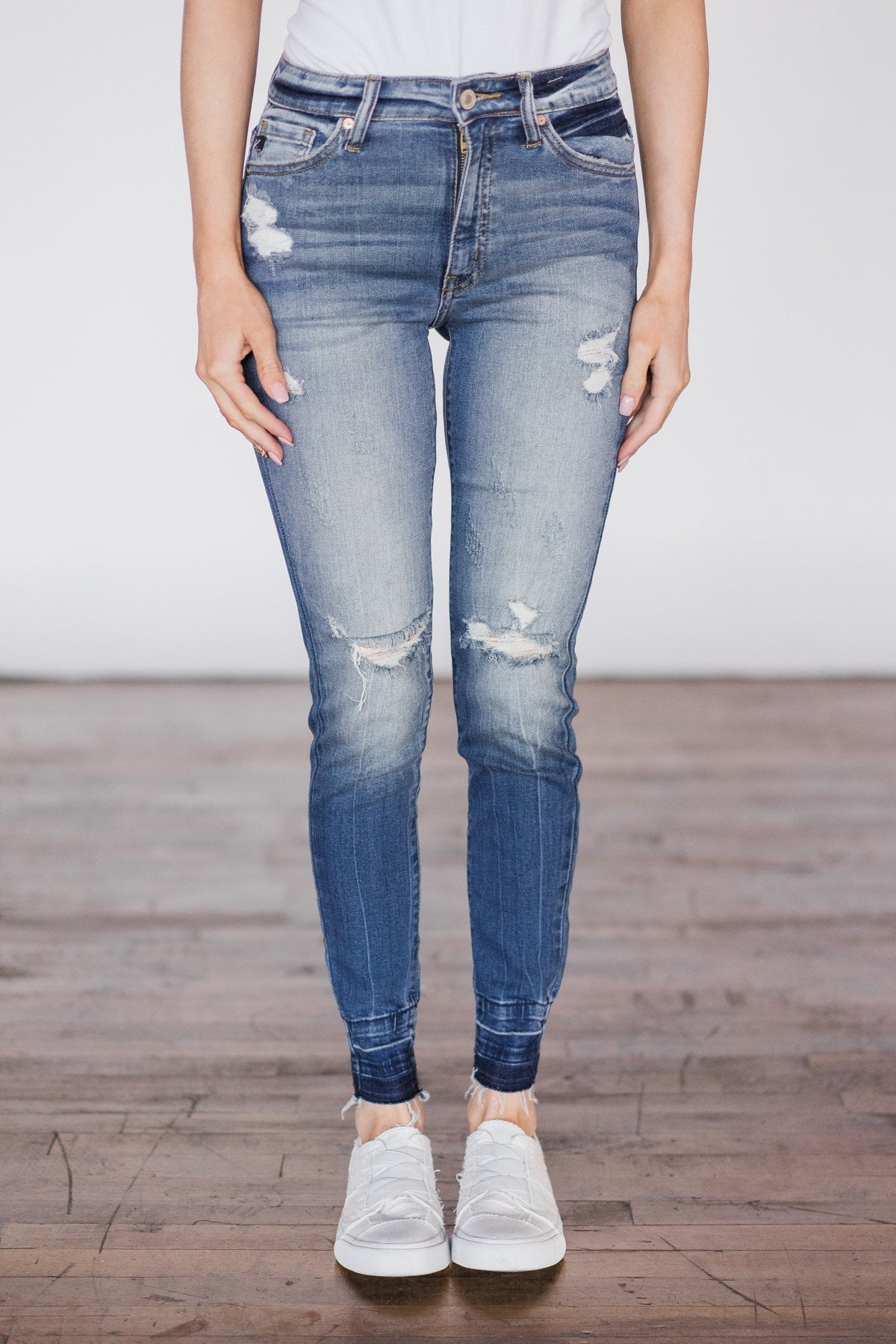 Kan Can Jeans ~ Holly Wash