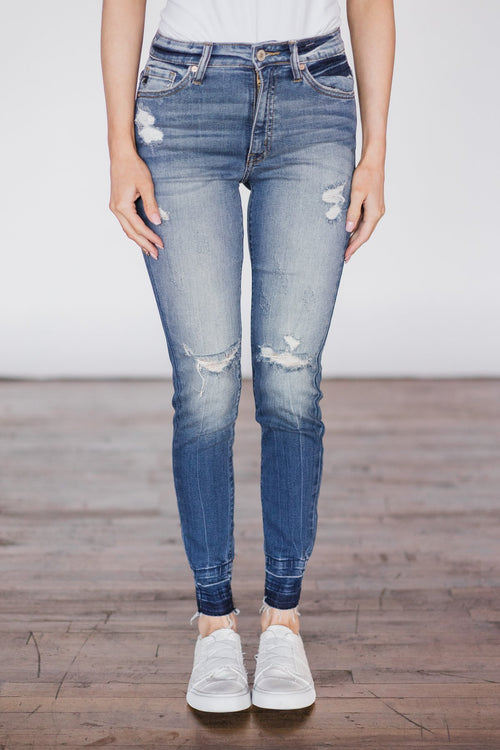 Kan Can Jeans ~ Erica Wash