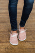 Gypsy Jazz Holly Sneakers- Blush