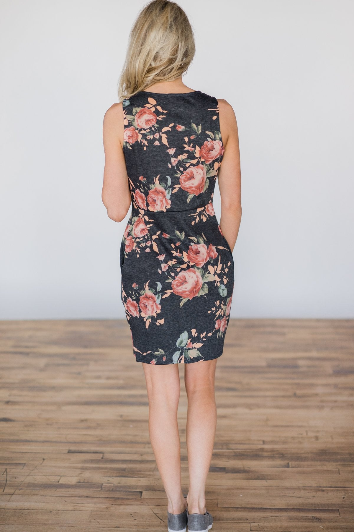 Find Your Happy Floral Dress
