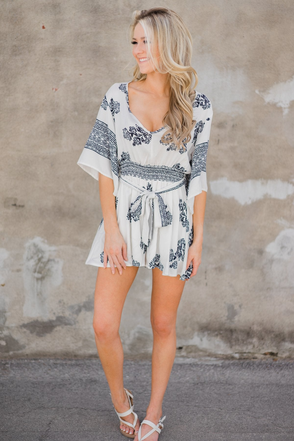 Best Days of Your Life Romper