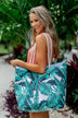 Tropical Oversized Tote