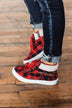 Blowfish Memphis Sneakers- Red Buffalo