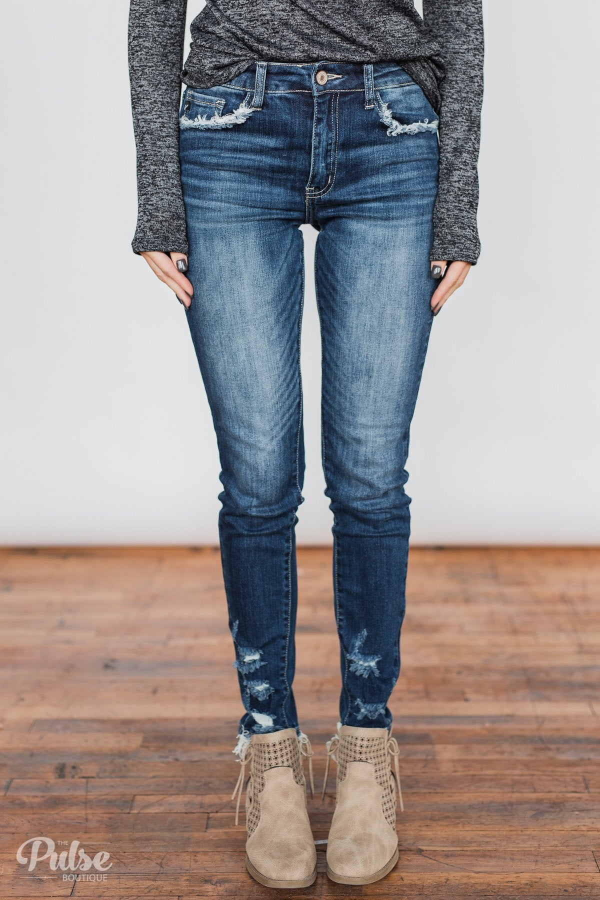 Kan Can Jeans- Kennedy Wash