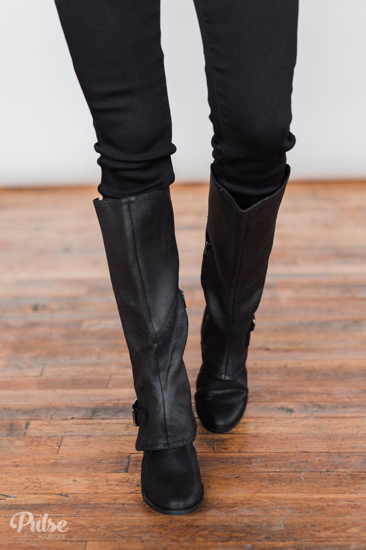 Not Rated Yuriko Boots- Black – The