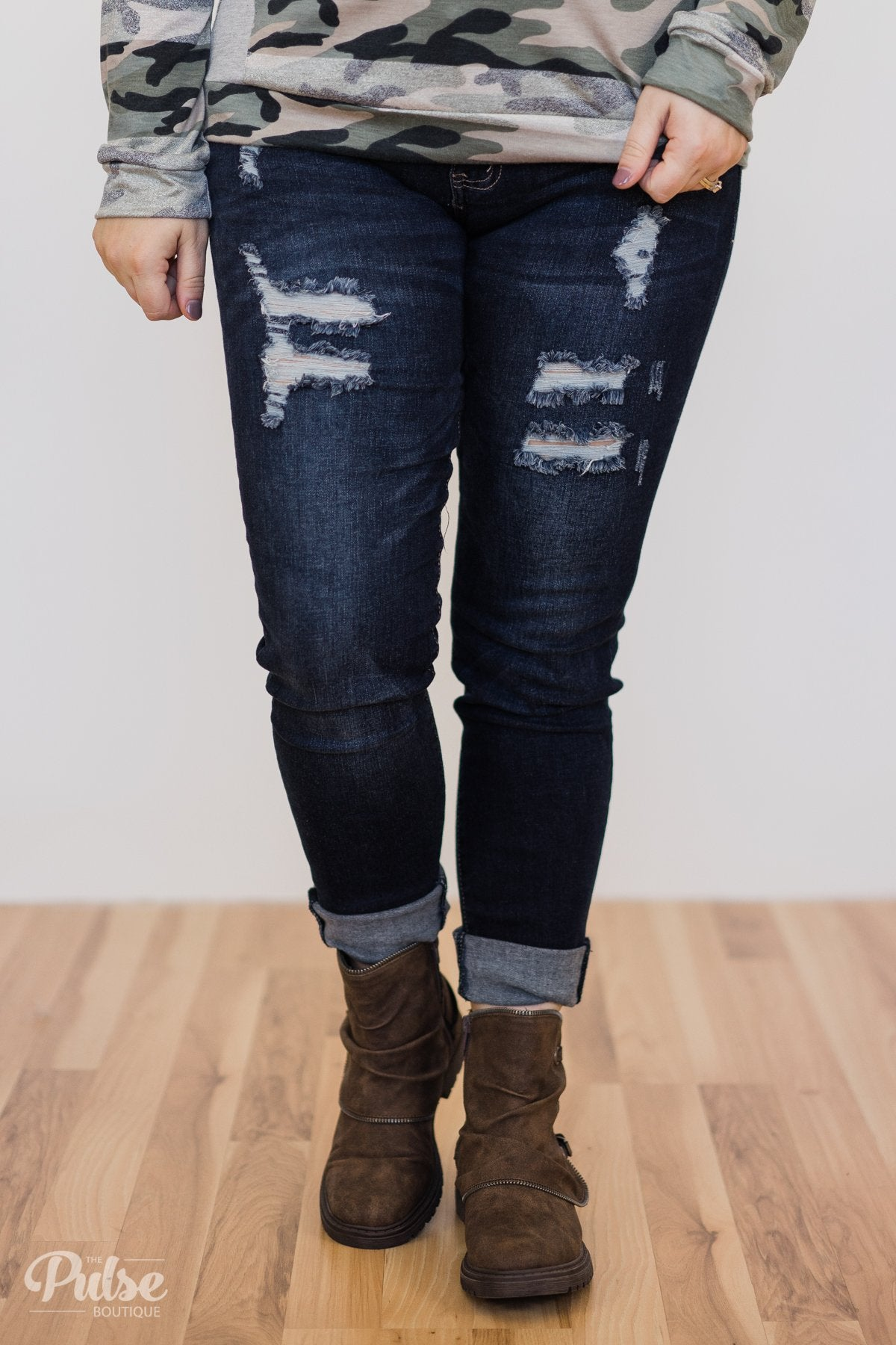 Kan Can Jeans - Lindsey Wash
