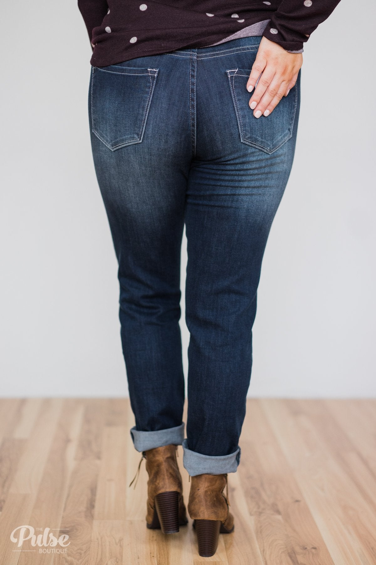 Kan Can Jeans- Briana Wash