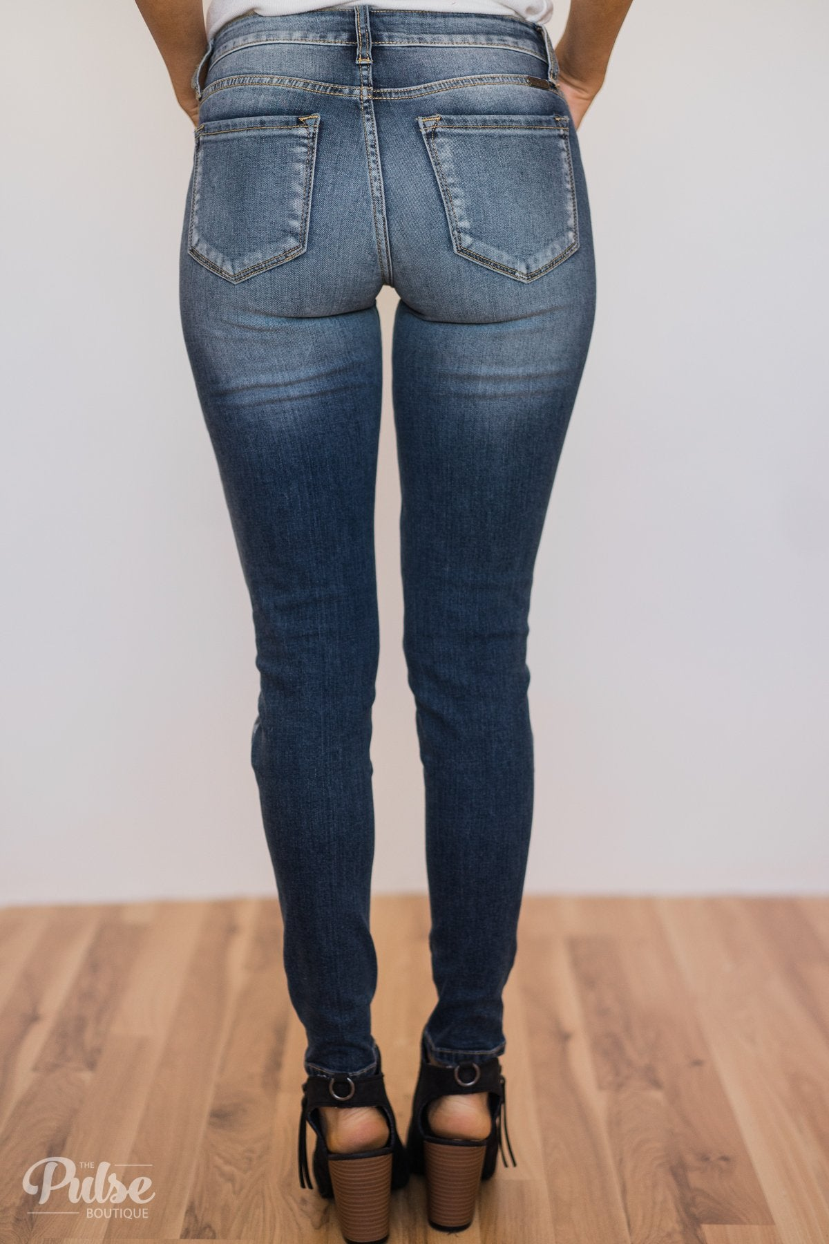Kan Can Jeans- Monica Wash