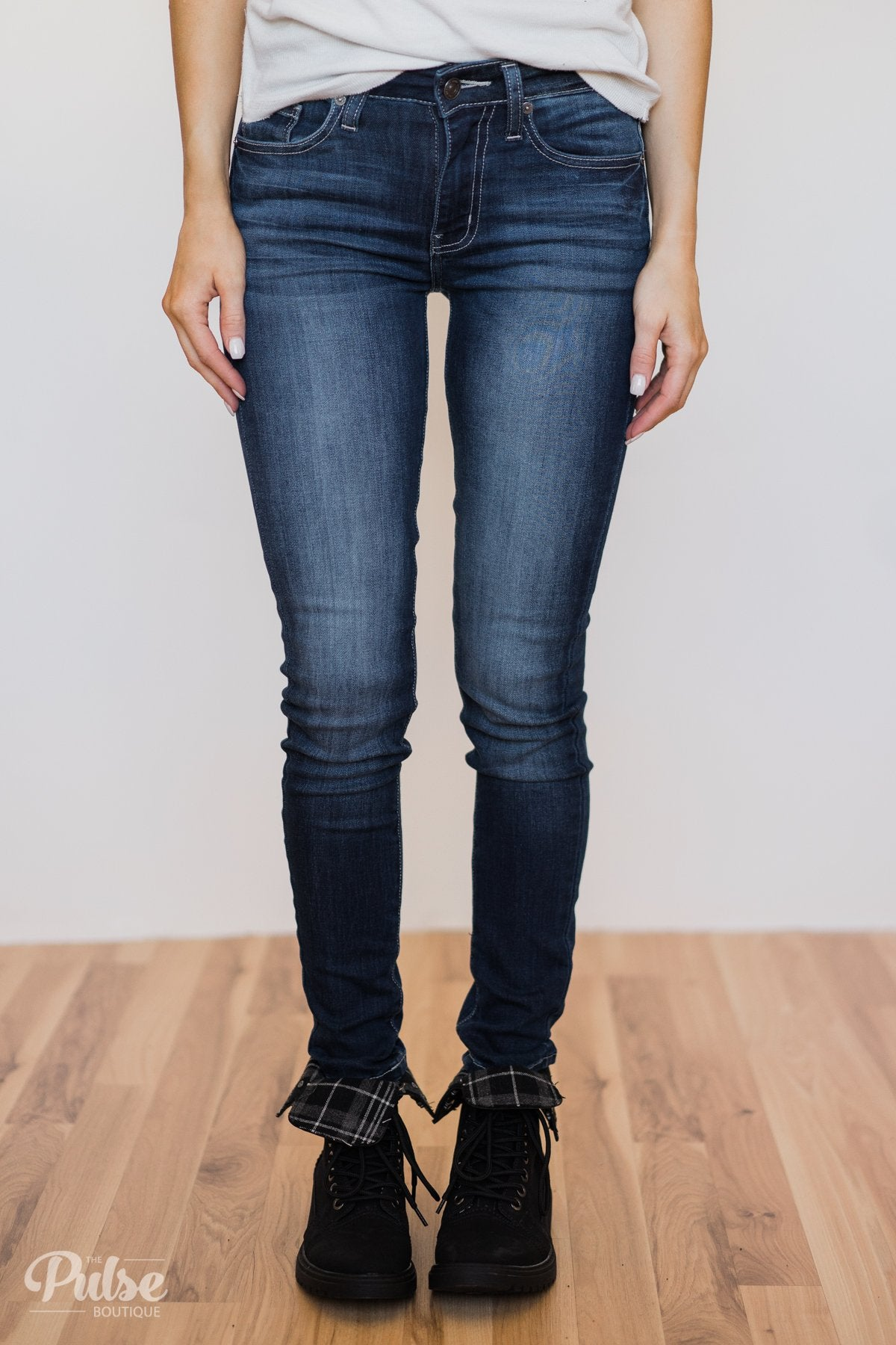 Kan Can Jeans- Liz Wash