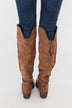 Very G Southern Joy Boots- Tan