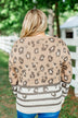 Sounds Like Fun Knit Leopard Sweater- Mocha