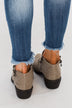 Blowfish Wander Booties- Bronze