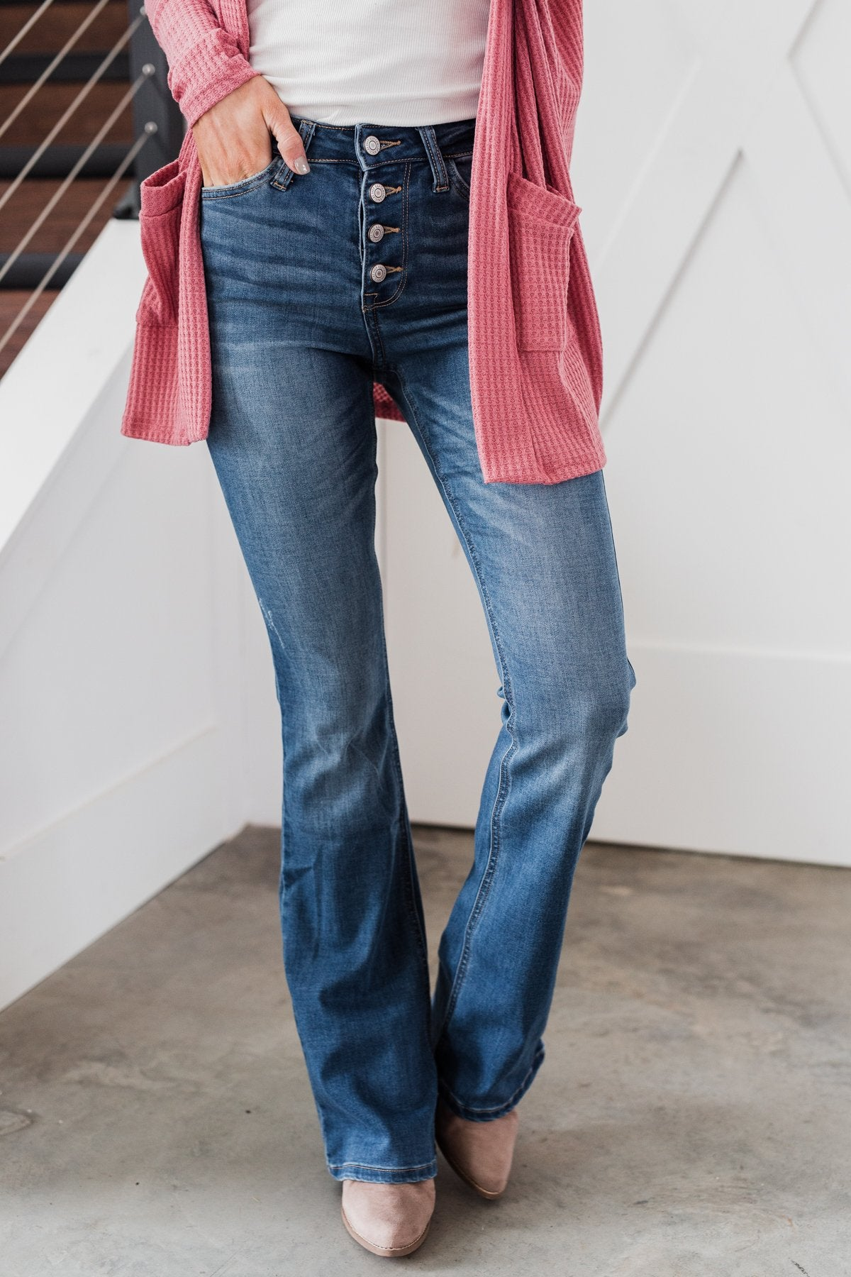 KanCan Jeans- Mia Flare