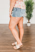 Vervet Button Fly Shorts- Emilia Wash