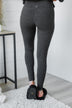 DOORBUSTER Pulse Basics Elevated Leggings- Charcoal