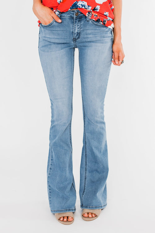 Kan Can Jeans- Donna Flare