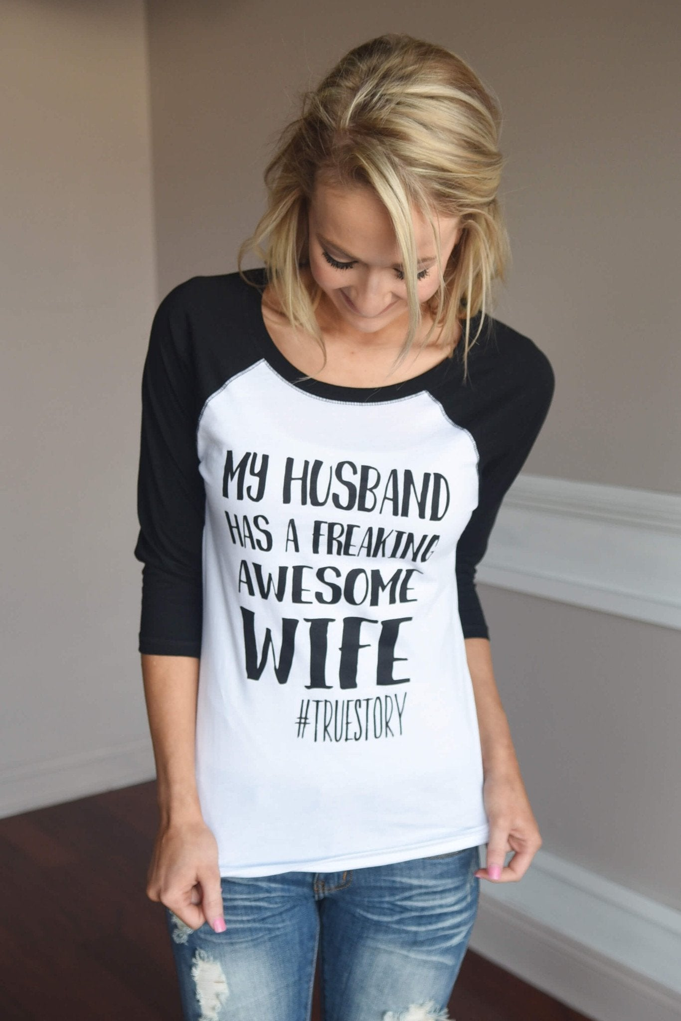 Awesome Wife Tee