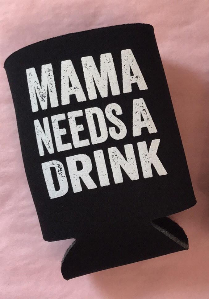 Mom's Drink Holder