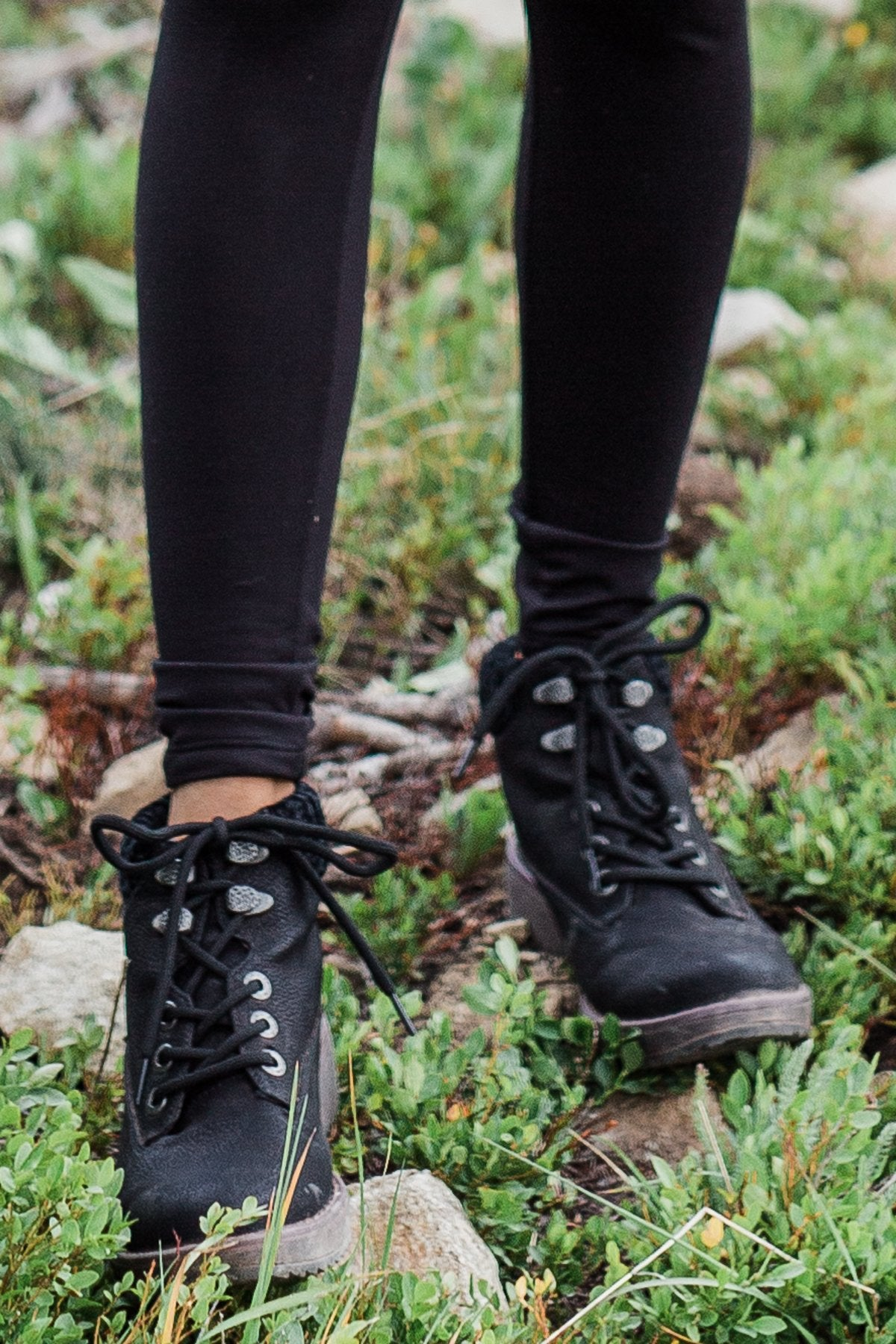 Blowfish Comet Booties- Black