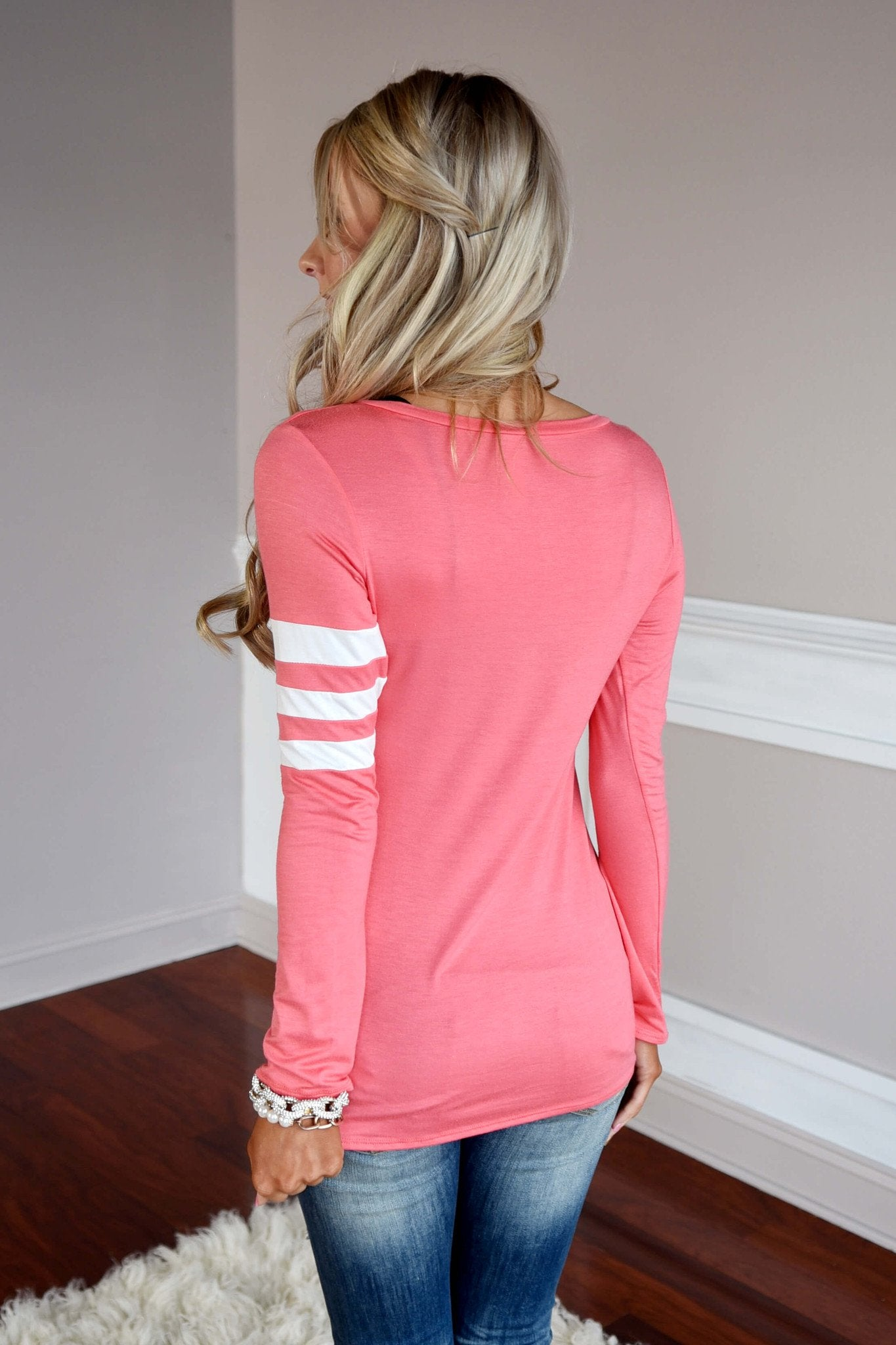Casual Chic ~ Coral