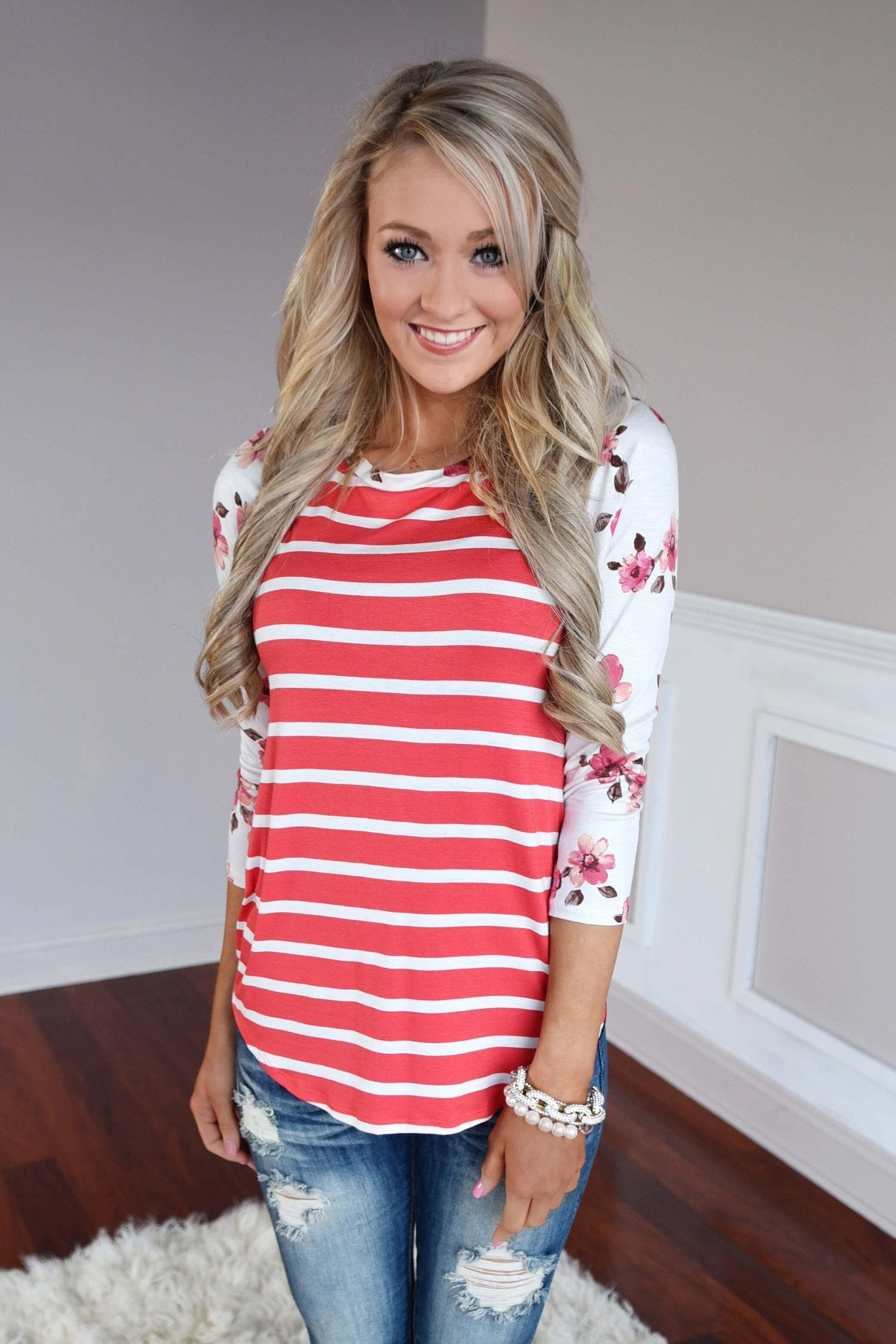 Sugar & Spice Top