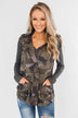 Season Essential Vest- Camo