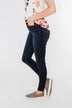 Celebrity Pink Ankle Skinny Jeans- Ashton Wash