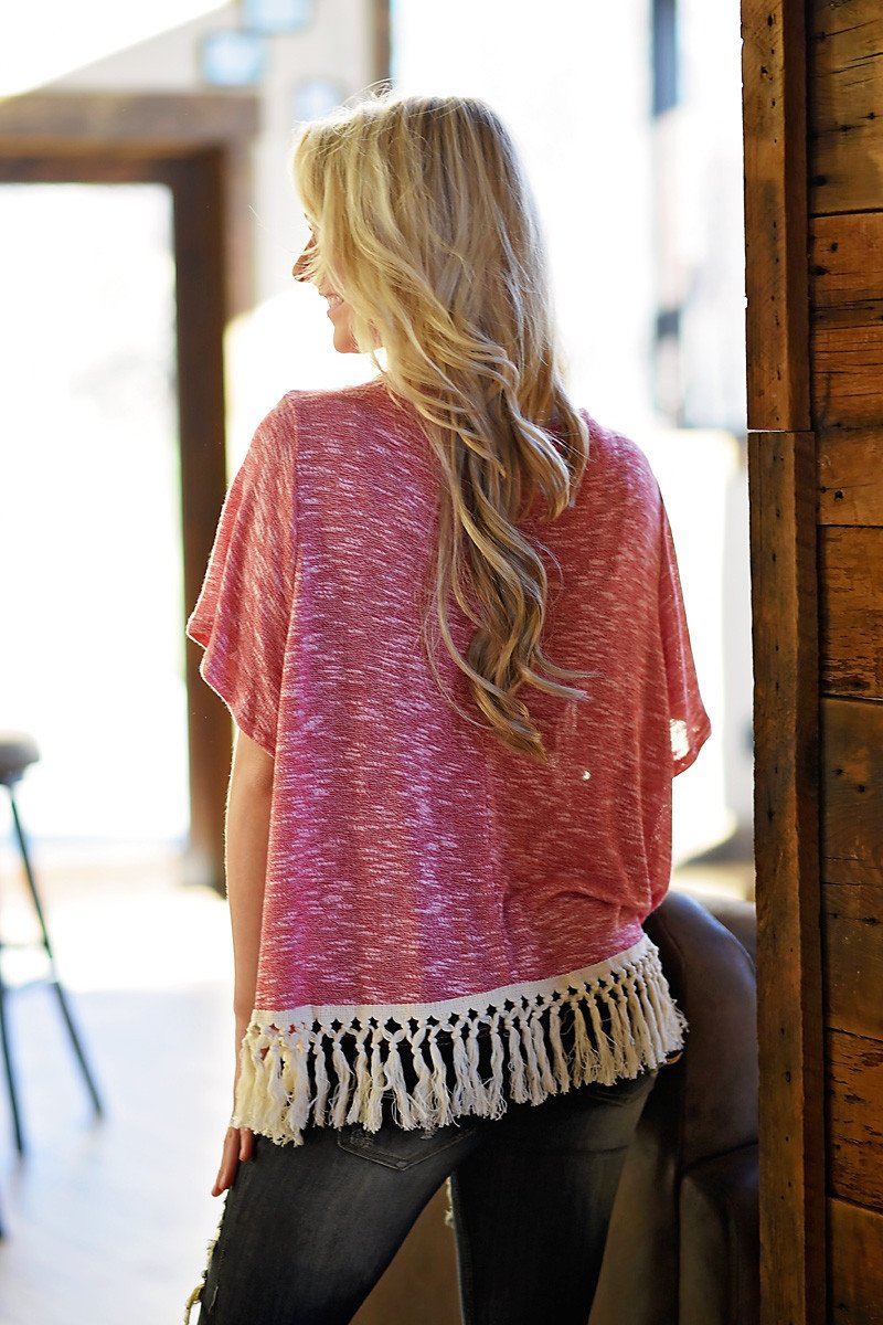 Life On The Fringe Top