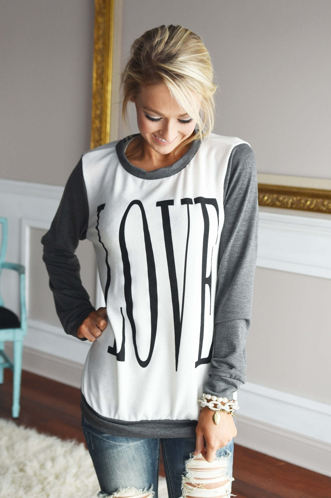 LOVE is my Language Top